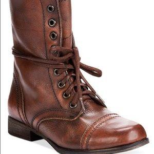 Steve Madden Troopa combat boots 8.5